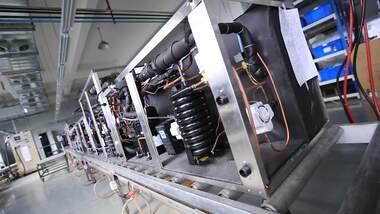 Монтаж холодильного оборудования