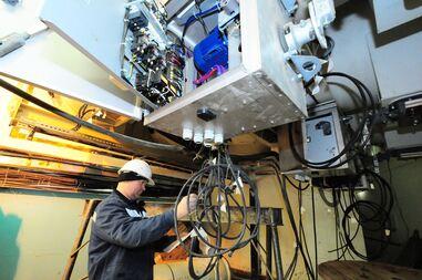 Монтаж технического оборудования